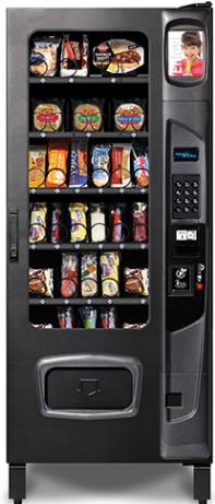 MPZ Frozen Vending Machine By Federal Machine / Perfect Break Systems