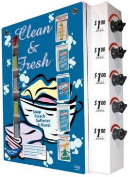 seaga manual countertop vending machine