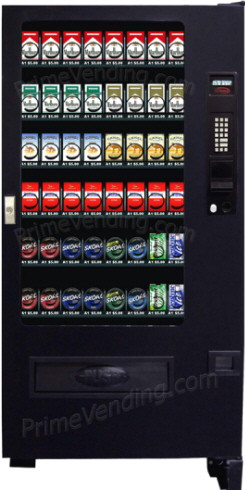 VC3000CIG / SP432CIG Cigarette Vending Machine and Cigar / Tobacco Vending From Seaga