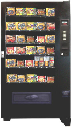 meal vending machine