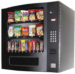 VC620S / HF3000 Electronic Snack Vending Machine From Seaga