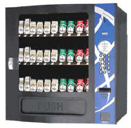 VC6305 CIG / HF3000-CIG Cigarette Vending Machine From Seaga