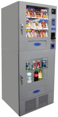seaga vending machine manual