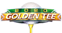 Golden Tee Golf 2020 Home Edition Arcade Game Logo