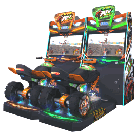 Racing Video Arcade Games - Driving Arcade Machines A-G