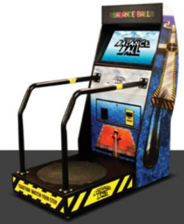 Balance Ball Video Arcade Game From Toccata Gaming