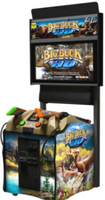 Big Buck HD Duck Dynasty Mini Online Model Video Arcade Hunting Game