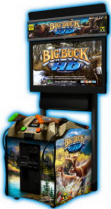 Big Buck HD Mini Video Hunting Game | Offline Model