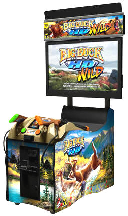 Big Buck HD Willd Panorama Video Hunting Game | Online Model