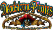 Dead Storm Pirates Video Arcade Game Logo