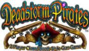 Dead Storm Pirates Video Arcade Game Logo