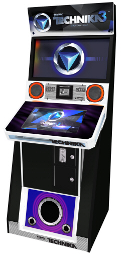 DJ Max Technika 3 Solo - Crew Challenge - Bemani Style Music Rhythm Video Arcade Game From Pentavision