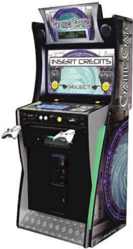 Discontinued Upright Video Arcade Games Reference Page G G
