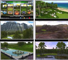 Golden Tee Golf 2020 New Golf Courses - Screenshots