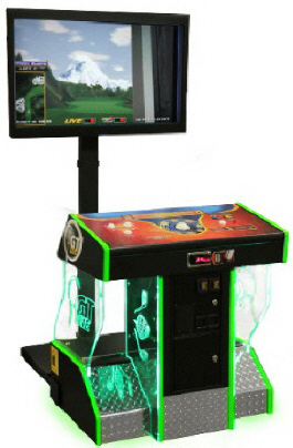 Golden Tee Golf 2015 - V4 Pedestal Model From Funco