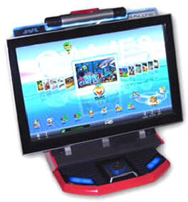 JVL Encore - Countertop Touchscreen Video Bar Game