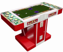 Kung Fu Ball Tabletop Video Arcade Game From American Alpha