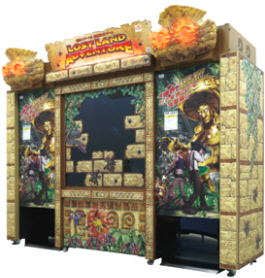Motion Video Arcade Games / Video Arcade Game Theaters G-R ...