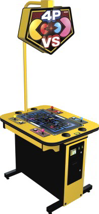 Pac Man Battle Royale Video Arcade Game From Namco
