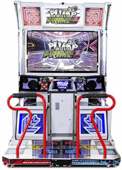Pump It Up 2017 Prime 2 LX Dance Video Arcade Game From Andamiro