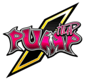 Pump It Up Infinity 2015 Logo | Andamiro