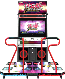 Pump It Up Infinity 2017 CX Model Video Arcade Dance Machine From Andamiro