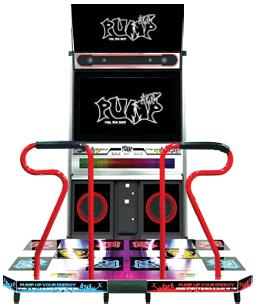 Pump It Up Prime 2 2017 CX Model Video Arcade Dance Machine Game