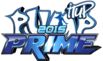 Pump It Up Prime 2015 Logo |  BMIGaming Andamiro