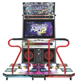 Pump It Up Pro 2 - CX Cabinet Model -  Andamiro