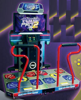 32e23e15a83d Discontinued Product   Pump It Up Fiesta 2010 EX Dance Machines Information  Page