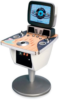 Rockin Bowl O Rama Video Arcade Bowling Game | Coin Operated Rockin' Bowl O' Rama Arcade Video Bowling Machine By Namco Bandai America