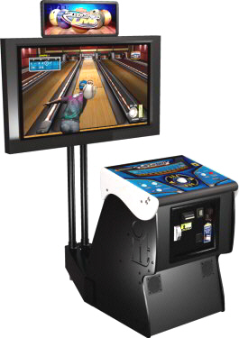 Silver Strike Bowling LIVE Video Game