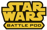 Star Wars Battle Pod Arcade Game Logo