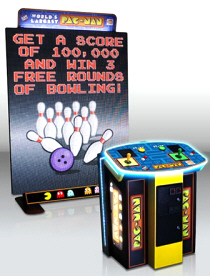 Discontinued Deluxe Video Arcade Games - Reference Page U-Z
