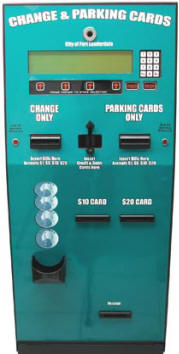 AC109 Card Dispenser / Changer | By American Changer Corporation