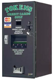 AC2006 Credit Card Token Changer By American Changer Corporation