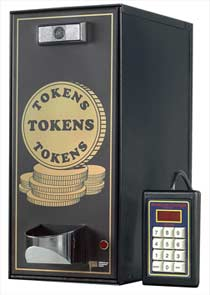 AC250 Token Dispenser | By American Changer Corporation