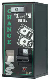 AC500 Bill Changer | By American Changer Corporation