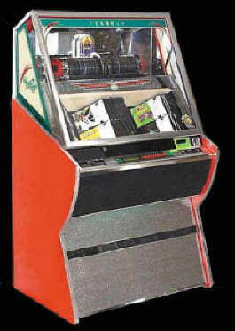 Rock Ola Fireball  | From BMI Gaming : Global Supplier Of Arcade Games, Arcade Machines and Amusements!