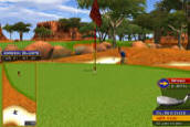 Golden Tee Live 2007 Kangaroo trail Course | From BMI Gaming: 1-800-746-2255