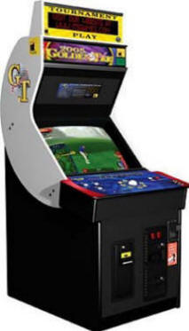 Golden Tee Fore! 2005 Factory Tournament Model From BMI Gaming!