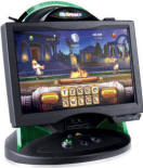 Megatouch Aurora WS Widescreen Touchscreen Bar Video Game From Merit Megatouch / AMI