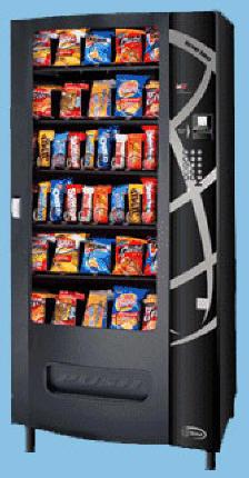 Seaga VC 6000 / VC6000 Vending Machine
