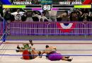 WWF Wrestlemania - Title screen image