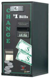 AC400 Bill Changer | By American Changer Corporation