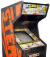 Armored Car Video Arcade Game | Cabinet