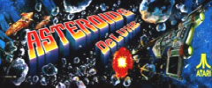 Asteroids Deluxe Arcade Games For Sale