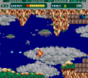 Battler Chopper Video Arcade Game Screenshot