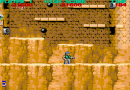 Bionic Commando Video Arcade Game Screenshot