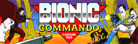 Bionic Commando Arcade Games For Sale